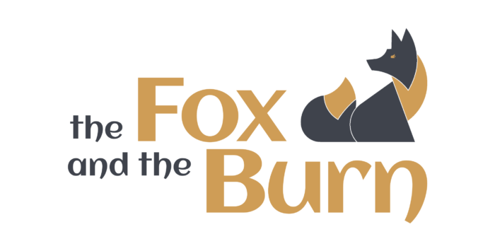the Fox and the Burn Logo